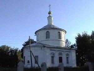 покровская церковь с.большая Алешня 2