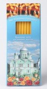 свечи для домашней молитвы 12шт парафин_новый размер